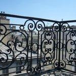 Vue sur Toits de Paris