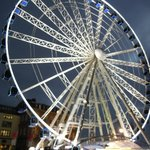 Dusseldorf ferris wheel