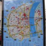 Stadtplan von Köln