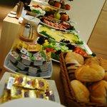 Tasty Buffet Breakfast