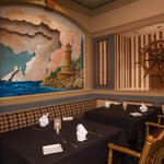 Captain's Grille Restaurant at Disney's Yacht Club Resort