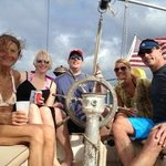 Fun on Morningstar Charters