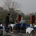 TAJ VIEW (ROOFTOP RESTAURANT)