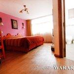 Habitación matrimonial Cusco