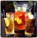 The Best Pimms from The Stags Head!