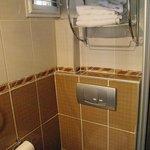 Badkamer: toilet