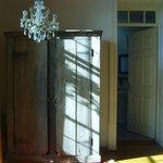 One corner of the Oaxaca Room