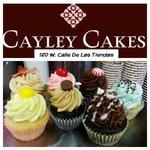 Cupcakes! :)