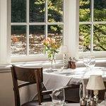 Solarium Dining Room Overlooking Delaware River