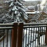 The balcony:)