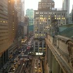 Room View looking up 42nd st.