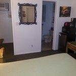 Room: Fridge, Microwave etc.