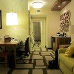 Queen suite - overview
