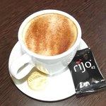 Great varieties of very good, real coffee.