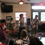 "Local band ""The Big Forgive"" plays the Tap Room"