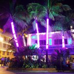 OCEAN DR. SOBE @ NIGHT
