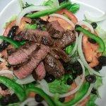 Big ol' Steak Salad
