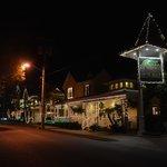 Wunderschöne Weihnachtsbeleuchtung