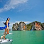 Phang Nga Bay one of the most beautiful places to visit here in Phuket