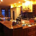 Gorgeous Kitchen, so jealous