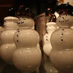 Snowmen - in the gift shop!