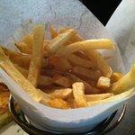 frites (good but could be crisper!)
