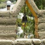 detail by the door... bell instead of doorbell