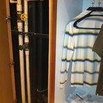 Publing next to wardrobe!!!!