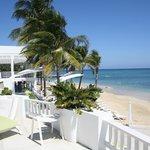 Beautiful beach and resort
