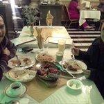 Dinner at Bismillah Restaurant