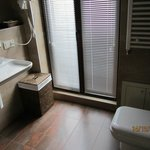 Master Bathroom (with terrace outside)