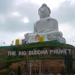 big Buddha The Big Buddha is the biggest, new attraction in Phuket. This 40-metre-tall statue af
