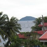 Limasawa Island from the terrace