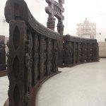 Bharhut Stupa Sculptured Railings.
