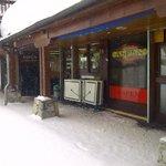 Aspen coffee shop