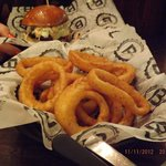 Fat Doug and Onion Rings