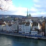 Blick vom Lindenhof zur Altstadt