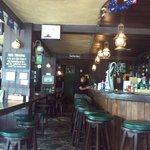 Bar (quiet during bthe day)