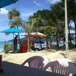 Beach adjacant to Finnegans Wake