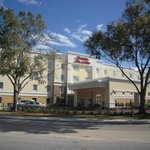 Welcome to Hampton Inn & Suites Ocala