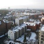 Vista dal 14° piano