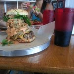 Tucker Duke burger. sooo good