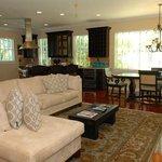 Grand Villa Living Area
