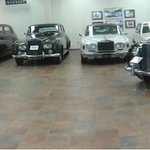 Rolls-Royce Museum Cars