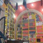Cozy & colorful shop