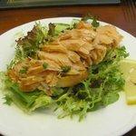 Old Station Restaurant salad