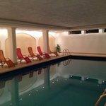 piscina e centro benessere