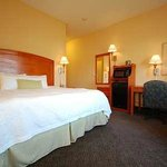 Enjoy our spacious guest room with one king bed