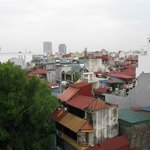 Hanoi depuis la chambre