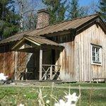 Aleksis Kivi Memorial Cottage